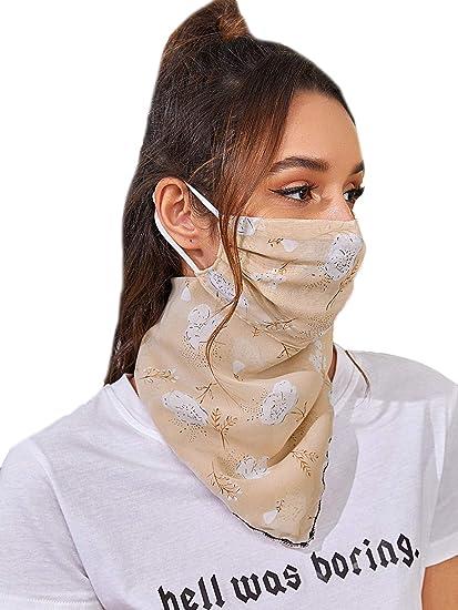 スカーフ マスク