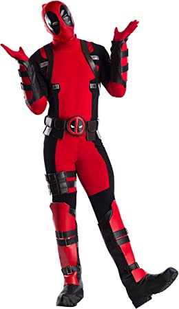 Deadpool 2 Deadpool Cosplay Boots Deadpool Shoes man Boots leg covers Halloween
