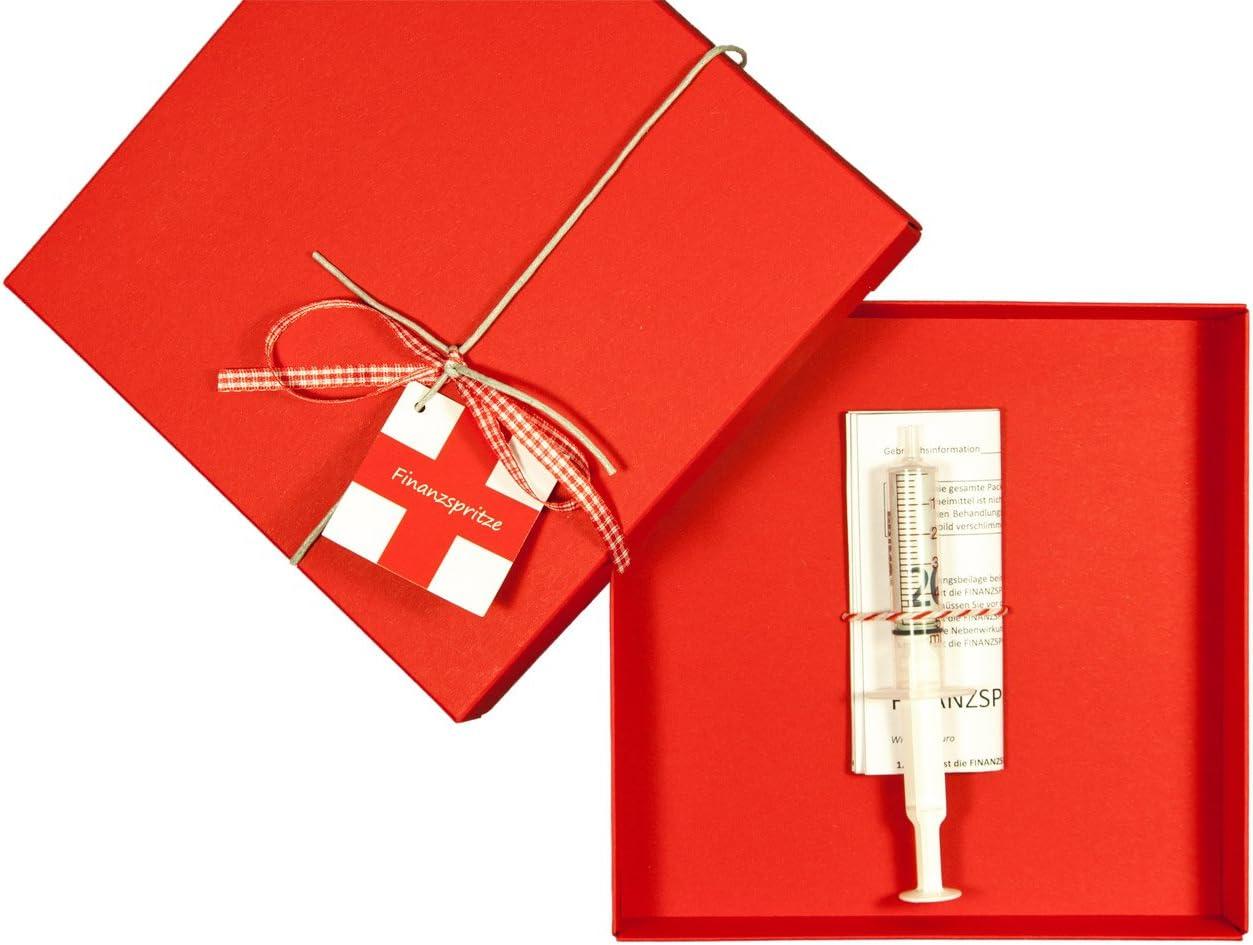 El dinero caja regalo