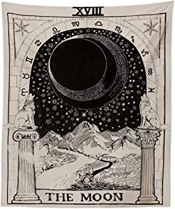 Sweepstakes: INTHouse Tarot Moon Tapestry Wall Hanging…