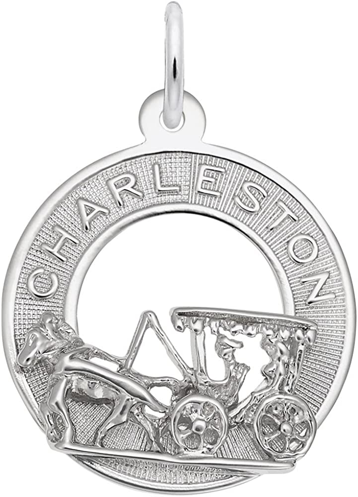 Charleston Carriage Charm...