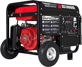 Durostar DS10000E Gas Powered Portable Generator