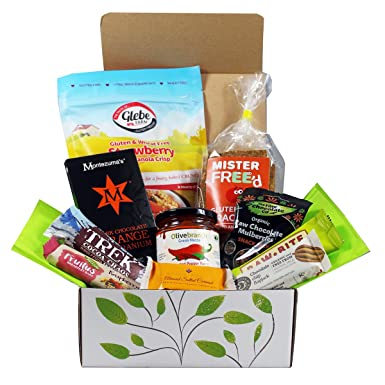 Glorious gluten free natural hamper gift box amazon grocery glorious gluten free natural hamper gift box negle Images
