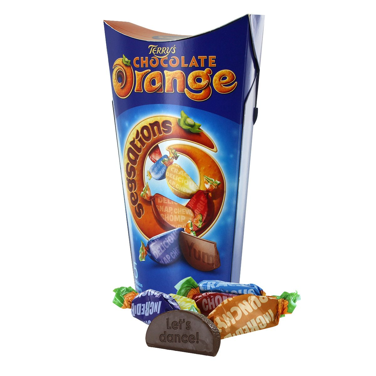 Amazon.com : Terry's Chocolate Orange Segsations : Candy And ...