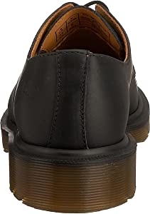 Dr.Martens 1462 PW Black Leather Womens