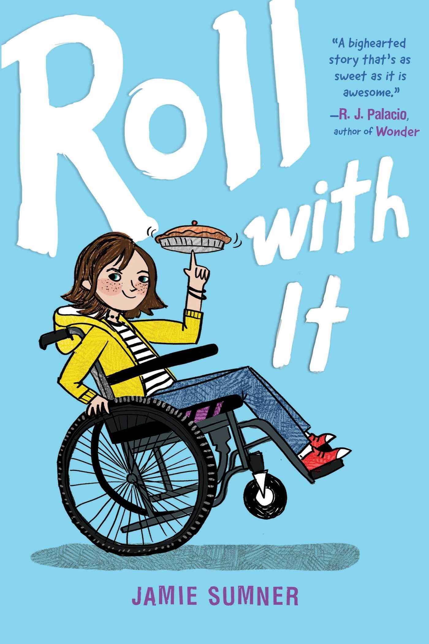 Roll with It: Sumner, Jamie: 9781534442559: Amazon.com: Books