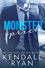 Monster Prick (An Older Brother's Best Friend Romance) Kindle Edition