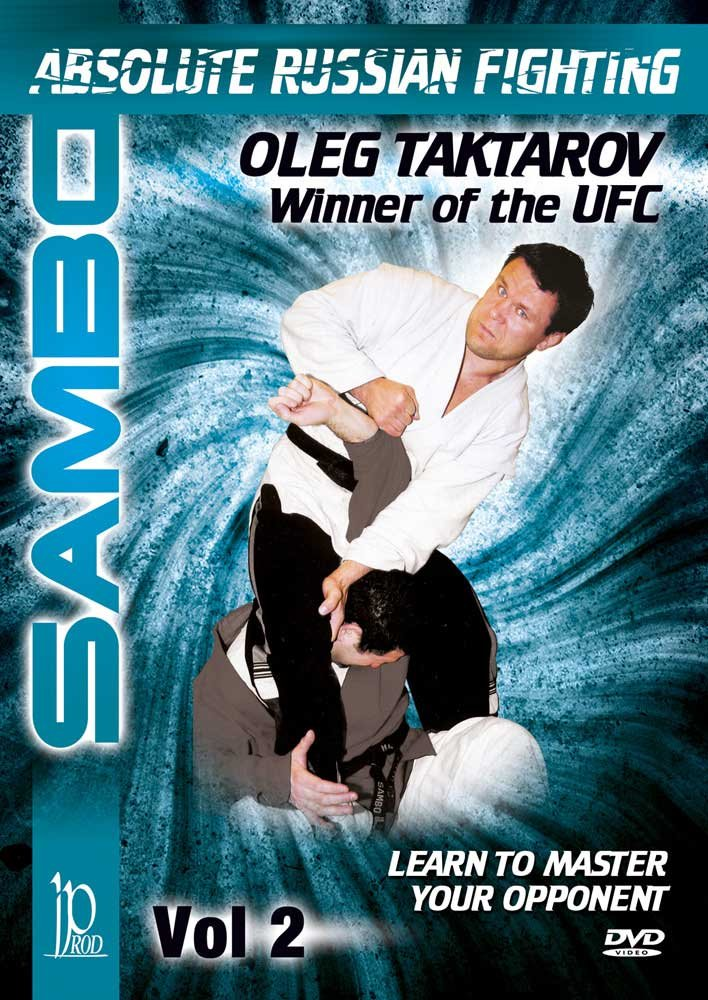 DVD : Sambo: Absolute Russian Fighting Master Your Opponent With Oleg,: Volume 2 (DVD)