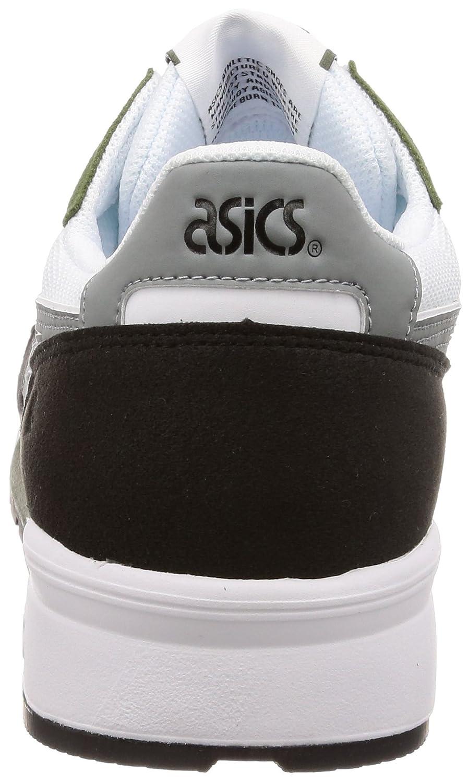 ASICS Unisex-Erwachsene Unisex-Erwachsene Unisex-Erwachsene Gel-Lyte Laufschuhe Weiß Dark Ocean  895254