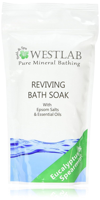 Westlab Reviving Bath soak with Epsom e oli essenziali WW EP558