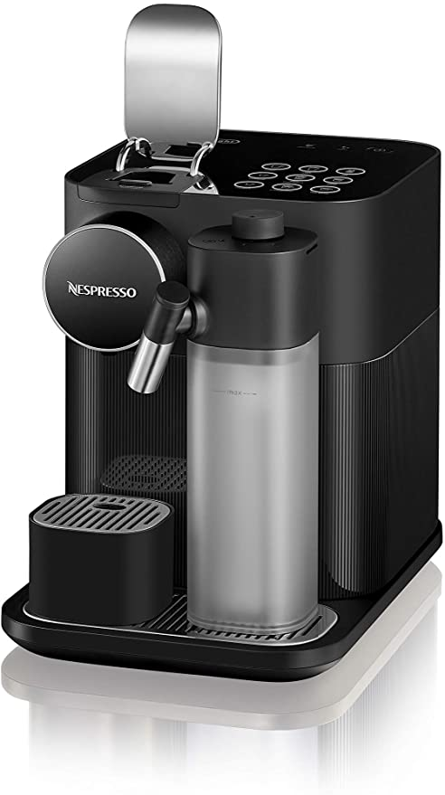 Amazon.com: Nespresso by DeLonghi Gran Lattissima ...