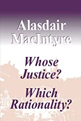 Whose Justice? Which Rationality? Paperback