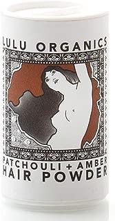 product image for Lulu Organics Patchouli & Amber Hair Powder/Dry Shampoo - 1oz