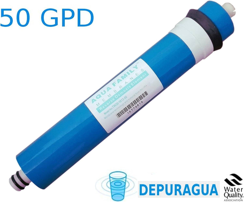 Membrana Osmosis inversa 50 GPD: Amazon.es: Bricolaje y herramientas