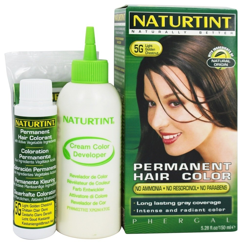 Amazon Naturtint Permanent Hair Color 6g Dark Golden Blonde
