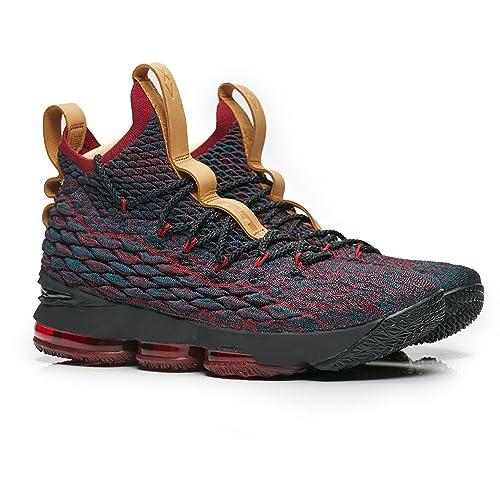 380b5224492e2 Nike Lebron 15 - Zapatillas de Baloncesto para Hombre