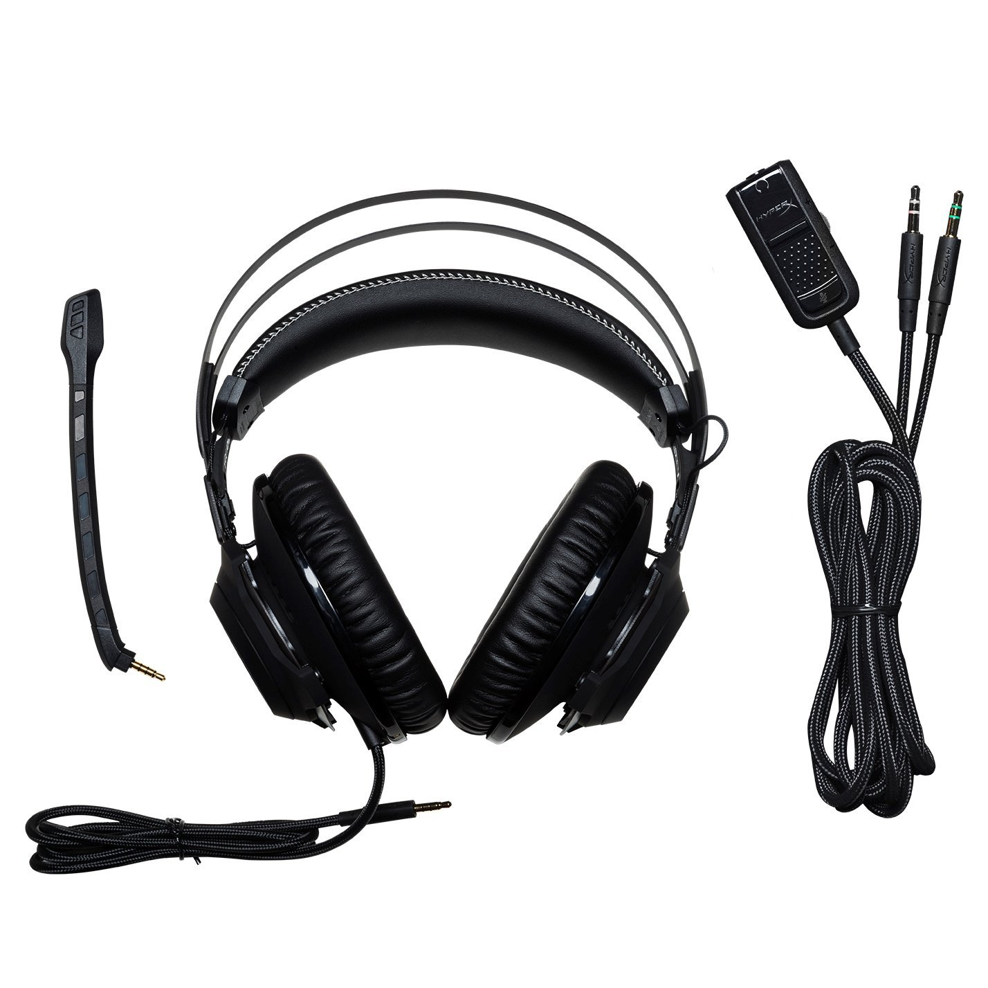 HyperX HX-HSCR-GM Cloud Revolver Gaming Headset for PC & PS4 by HyperX (Image #7)