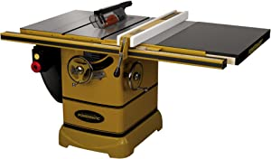 Powermatic 1792007K Model PM2000 5 HP 3-Phase Table Saw with 30-Inch Accu-Fence System