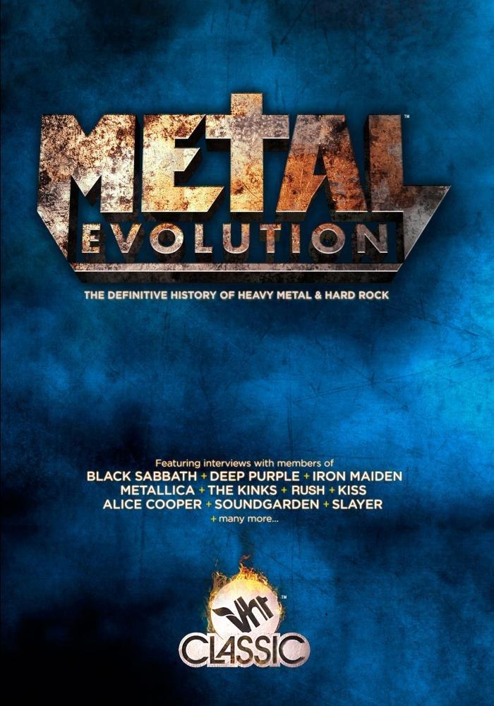 Metal Evolution (3 Discs)