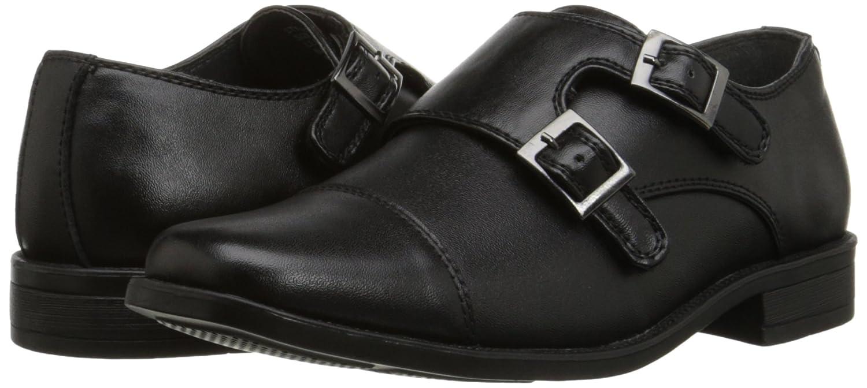 Steve Madden Chaaz Monk Strap Dress Shoe Little Kid//Big Kid