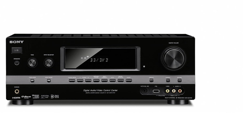 amazon com sony strdh720 7 1 channel 3d av receiver black rh amazon com sony receiver str-dh720 manual Sony STR Dh720hp Review