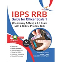 IBPS RRB Guide for Officer Scale 1 (Preliminary & Main), 2 & 3 Exam with 4 Online Practice Sets