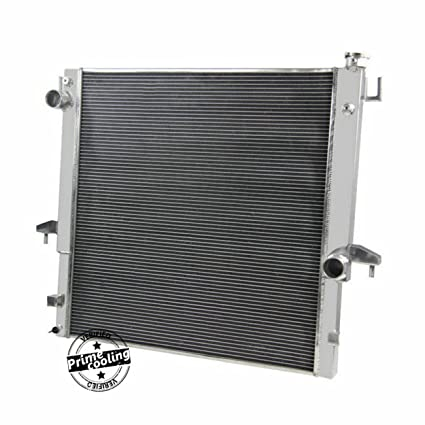 Primecooling 55MM 3 Row Core Aluminum Radiator for 2003-09 Dodge Ram 2500  3500 (Fits: 5 9L 6 7L Diesel OHV Cummins)