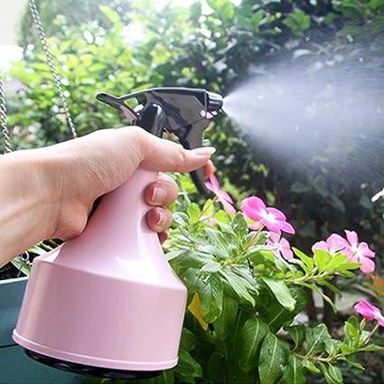 sunnymi Agua Spray Botella 20,5 x 11 cm/plástico de riego para salon