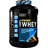 Evlution Nutrition Stacked Protein 100% Whey (4 LB, Chocolate Peanut Butter)