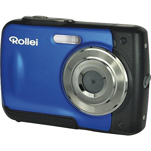 93 opinioni per Rollei Sportsline 60 - Fotocamera Digitale, Impermeabile Fino a 3 m, Ideale per