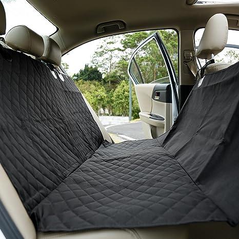 Coprisedile impermeabile traspirante con guinzaglio di sicurezza piccola borsa da trasporto per auto da viaggio per cuccioli di cane seggiolino auto per gatti Karl Aiken