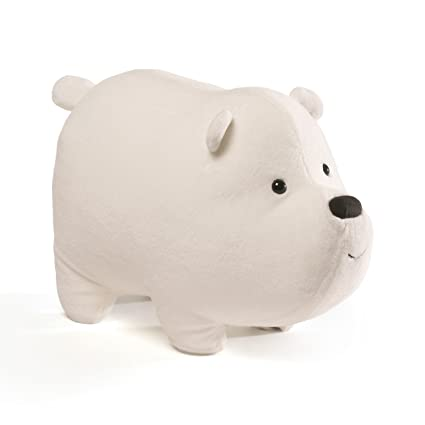 Amazon.com: GUND We Bare Bears Grizz Stuffed Animal Plush, 12