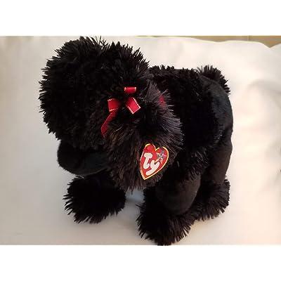 Ty Beanie Buddy - GiGi the Black Poodle: Toys & Games