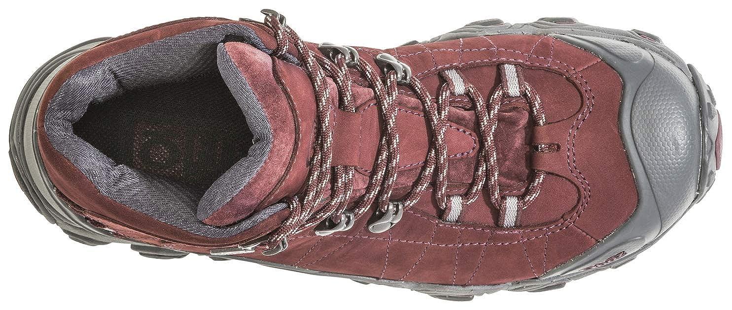 Oboz Womens Bridger B-DRY Hiking Boot