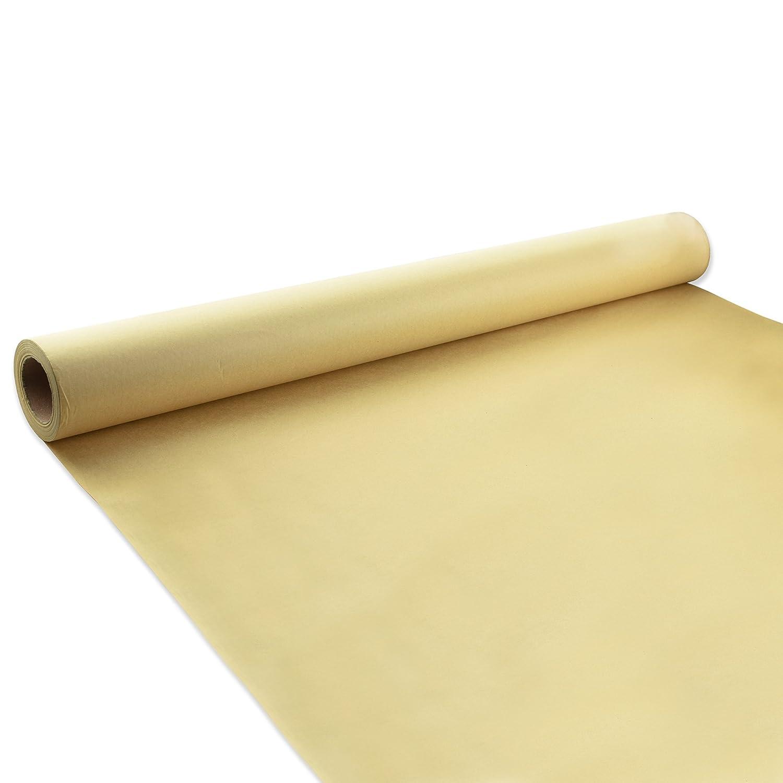 Kraft Paper Roll - 30'x 1200' (100ft) - Jumbo Sized, Premium, No Markings, FDA Compliant KraftBaggery 4336879579