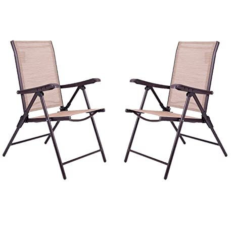 APEX LIVING Set of 2 Textilene Recliner Outdoor Patio Furniture Chairs with 5-Position Adjustment  sc 1 st  Amazon.com & Amazon.com : APEX LIVING Set of 2 Textilene Recliner Outdoor Patio ... islam-shia.org