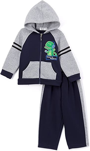 US Polo Assn Infant Boys Green Hooded Top 2pc Denim Short Set Size 12M 18M 24M