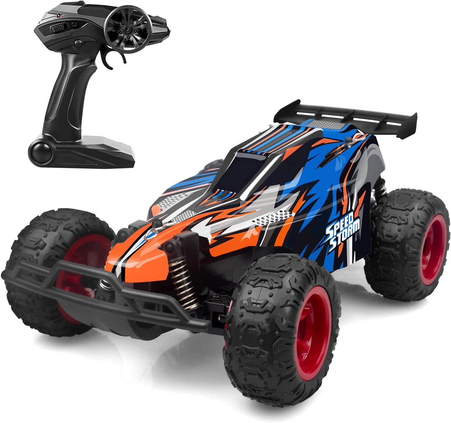 JEYPOD Remote Control High-Speed Racing Car