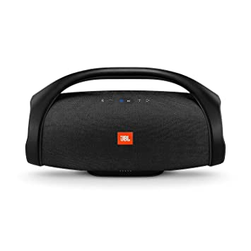 dcf3800871a JBL Boombox Wireless Bluetooth Speaker with Indoor and Outdoor Modes,  Waterproof, Siri and Google