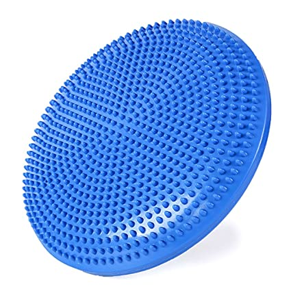 Amazon.com: Fitness Ball Yoga Ball Yoga Balance Pad Pilates ...