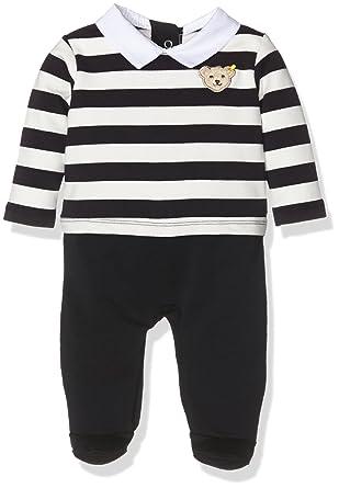 Steiff Baby Jungen Strampler Anzug Special Day 6642841