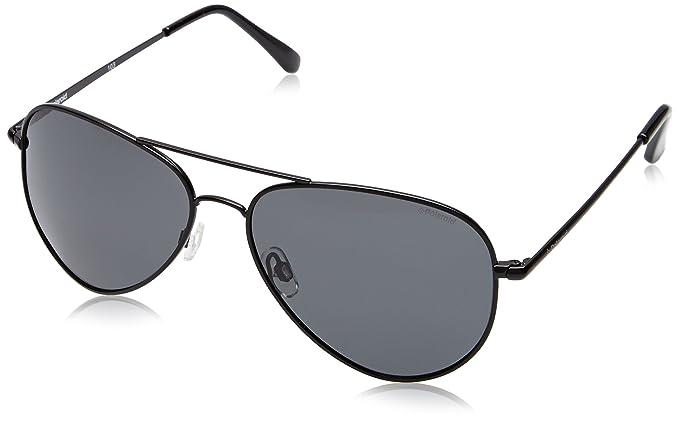 41bbf013b0b77b Polaroid P4139 Aviator Sunglasses  Amazon.co.uk  Clothing
