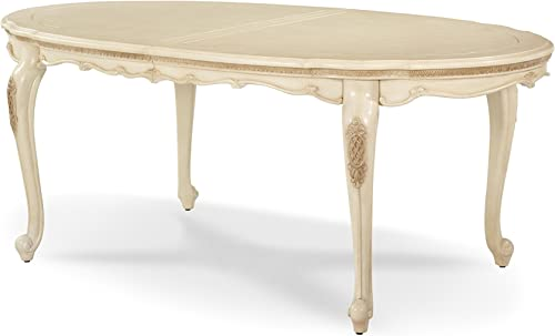 Michael Amini Lavelle Oval Dining Table