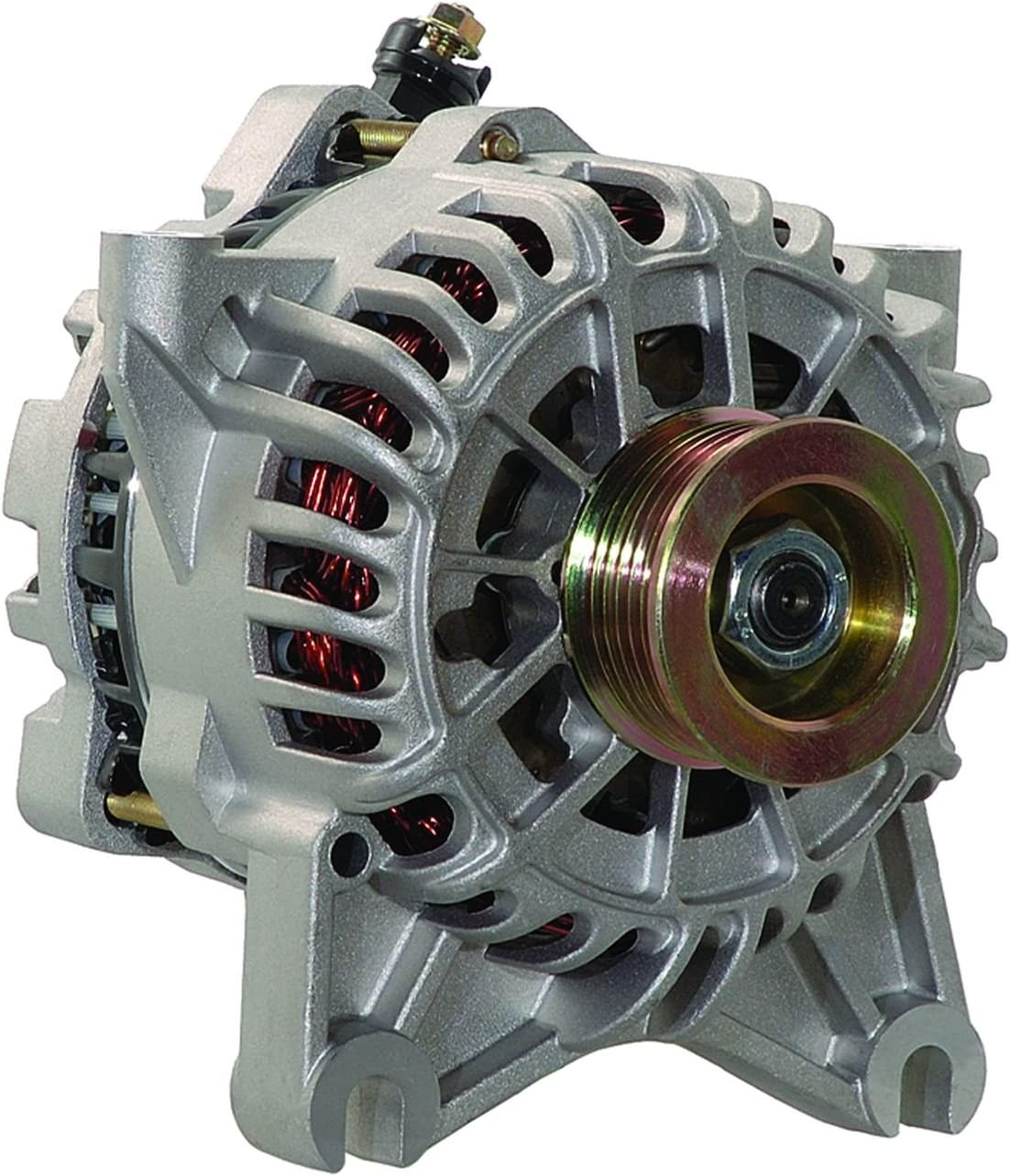 DB Electrical ADR0335-C Alternator For Chrome General Motors 110 Amp One 1-Wire 65-85