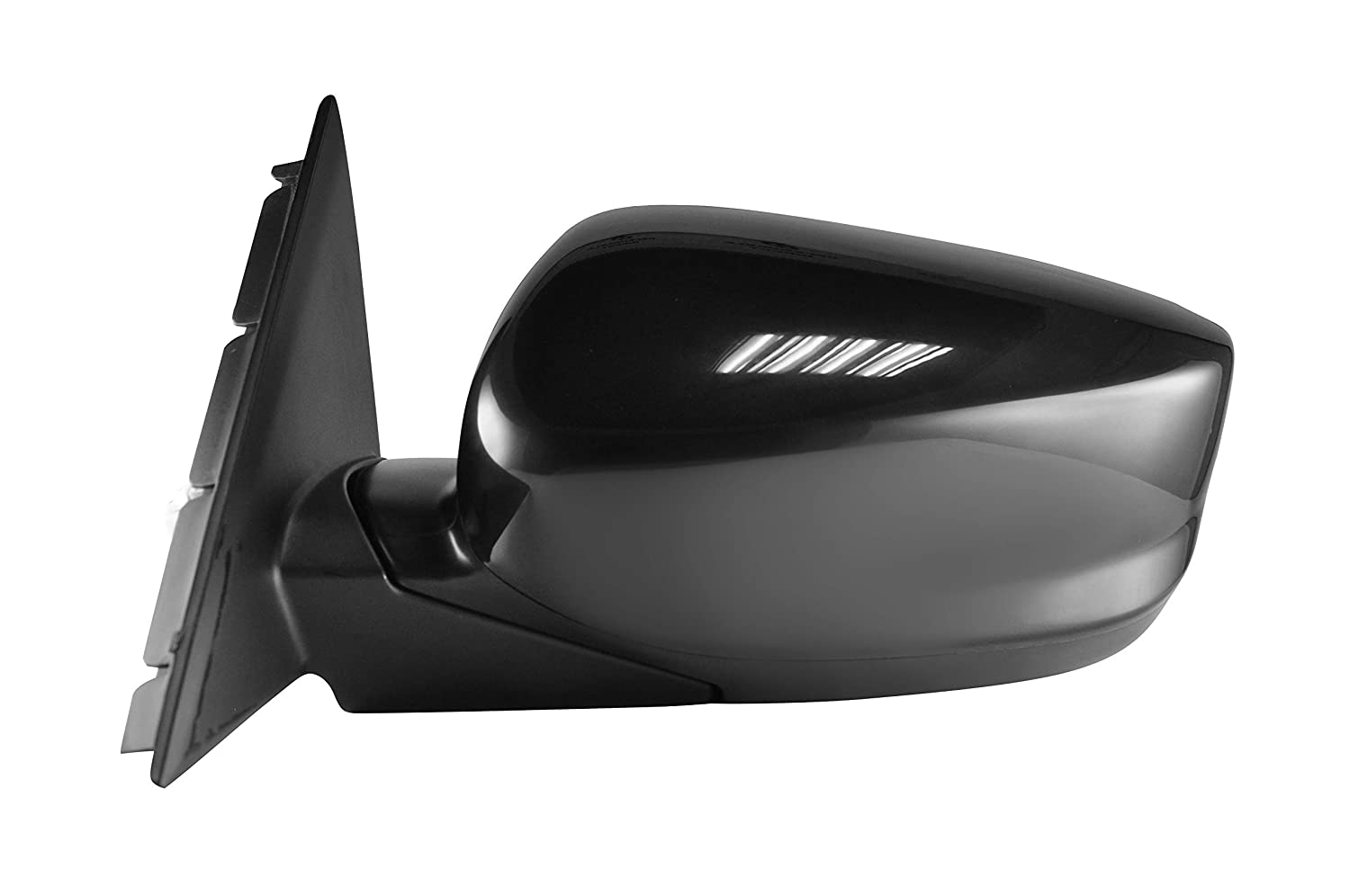 Driver Side Unpainted Heated Side View Mirror for 2008-2012 Honda Accord