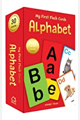My First Flash Cards Alphabet: 30 Early Learning Flash Cards for Kids Cards