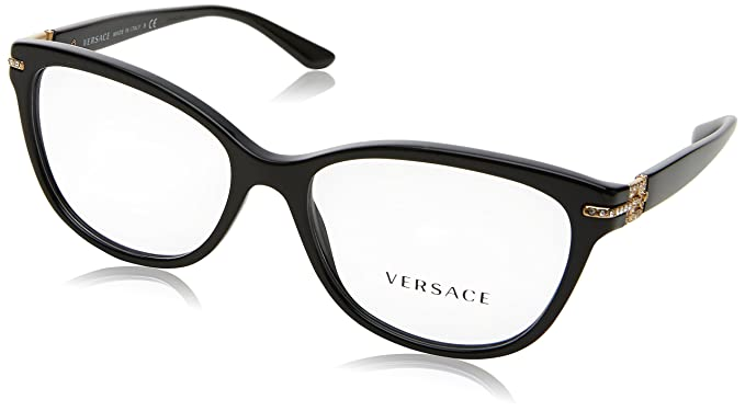 82791f43fcd8 Amazon.com  Versace Women s VE3205B Eyeglasses 54mm  Shoes