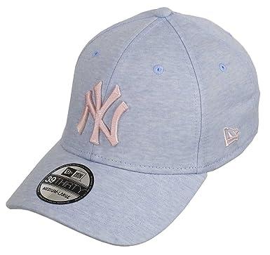 4827b49cd3c New Era 39 Thirty Jersey Brights Cap - Sky LXL  Amazon.co.uk  Clothing