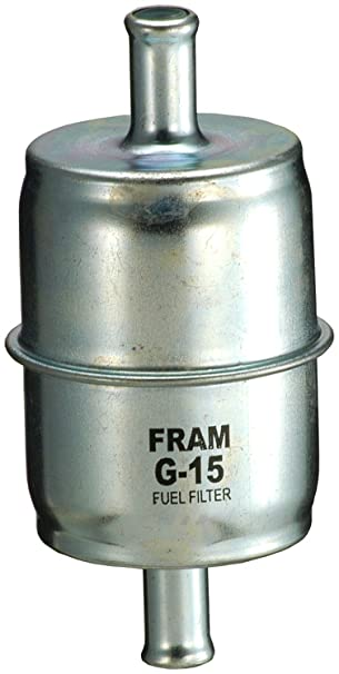Amazon.com: FRAM G15 In-Line Fuel Filter: Automotive