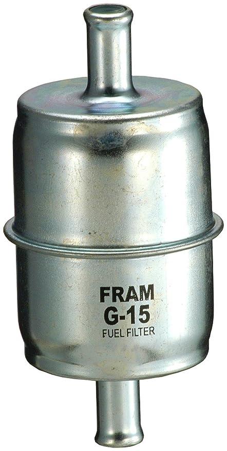 fram g15 in line fuel filter In Line Radiator